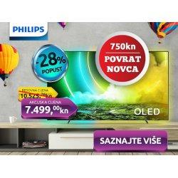 Iskoristi Philips OLED TV cashback promociju