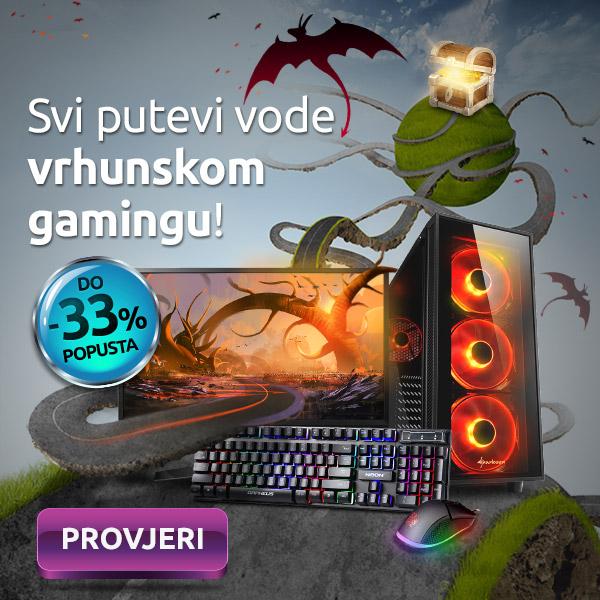 Fantastičan gaming svijet
